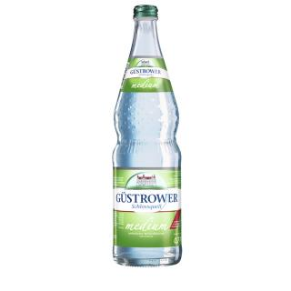 Güstrower Schlossquell Medium, 1 Ltr