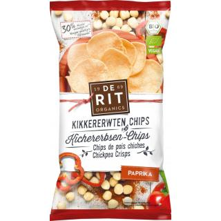 Kichererbsenchips Paprika  75g