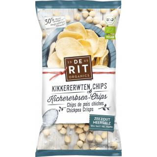 Kichererbsenchips Meersalz  75
