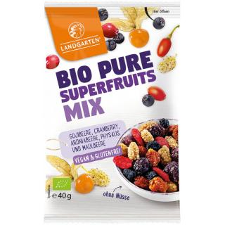 Pure Superfruits Mix  40g